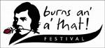 Graphic link to Burns Festival Fringe Events